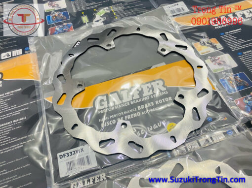 GALFER 320mm FIXED OVERSIZE SUZUKI SATRIA FI